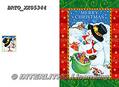 Alfredo, CHRISTMAS SANTA, SNOWMAN, WEIHNACHTSMÄNNER, SCHNEEMÄNNER, PAPÁ NOEL, MUÑECOS DE NIEVE, paintings+++++,BRTOXX05344,#x#
