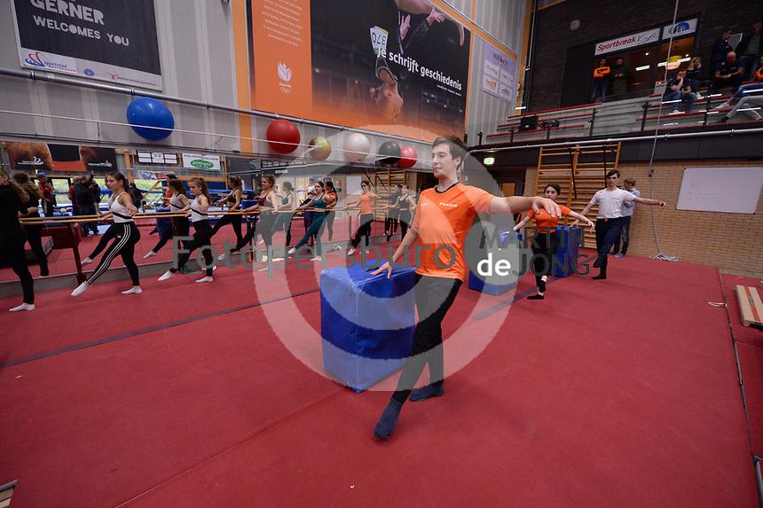 SCHAATSEN: HEERENVEEN: 30-06-2021, Sportstad Heerenveen, Trainingsselectie NL Kunstschaatsen, ©foto Martin de Jong