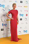 Belen Rueda atend the Jose Maria Forque Awards Photocall in Madrid, Spain. January 12 2015. (ALTERPHOTOS/Carlos Dafonte)