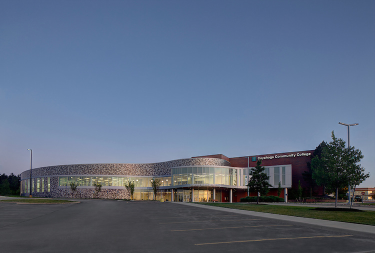 Tri-C East Campus | Architect: Moody Nolan