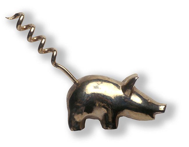 Unusual corkscrews used for wine openers