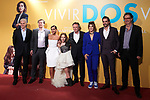 Premiere Vivir dos veces at Capitol Cinema on September 5, 2019 in Madrid, Spain.<br />  (ALTERPHOTOS/Yurena Paniagua)