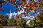 October 24, 2016; Main Quad (Photo by Matt Cashore/University of Notre Dame)