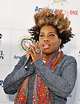 """Macy Gray, Dec 12, 2011 : Macy Gray attends the Amway Japan's charity event in Tokyo, Japan, on December 12, 2011. Jacksons visited to Japan for perform at an event """"Michael Jackson tribute live"""" in Tokyo, on December 13th and 14th."""