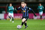 13.01.2021, xtgx, Fussball 3. Liga, VfB Luebeck - SV Waldhof Mannheim emspor, v.l. Dominik Martinovic (Mannheim, 11) <br /> <br /> (DFL/DFB REGULATIONS PROHIBIT ANY USE OF PHOTOGRAPHS as IMAGE SEQUENCES and/or QUASI-VIDEO)<br /> <br /> Foto © PIX-Sportfotos *** Foto ist honorarpflichtig! *** Auf Anfrage in hoeherer Qualitaet/Aufloesung. Belegexemplar erbeten. Veroeffentlichung ausschliesslich fuer journalistisch-publizistische Zwecke. For editorial use only.