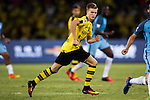 Borussia Dortmund midfielder Dzenis Burnic during the match against Manchester City FC at the 2016 International Champions Cup China match at the Shenzhen Stadium on 28 July 2016 in Shenzhen, China. Photo by Victor Fraile / Power Sport Images