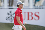 Danny Willett of England putts on the green of the 18th hole during the 58th UBS Hong Kong Golf Open as part of the European Tour on 11 December 2016, at the Hong Kong Golf Club, Fanling, Hong Kong, China. Photo by Marcio Rodrigo Machado / Power Sport Images