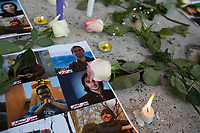 11.01.2020 - Candle Light Vigil For The Victims of the Ukraine International Airlines Flight 752
