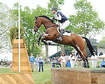Rolex Kentucky Three-Day Event. Lexington, KY. Copyright Sarah K. Andrew/Eclipse Sportswire. COOL MOUNTAIN and William Fox-Pitt