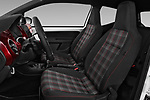 Front seat view of a 2018 Volkswagen UP GTi 3 Door Hatchback front seat car photos