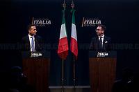 01.03.2018 - Five Star Movement: Luigi Di Maio's Would-be Cabinet Team Presentation at EUR