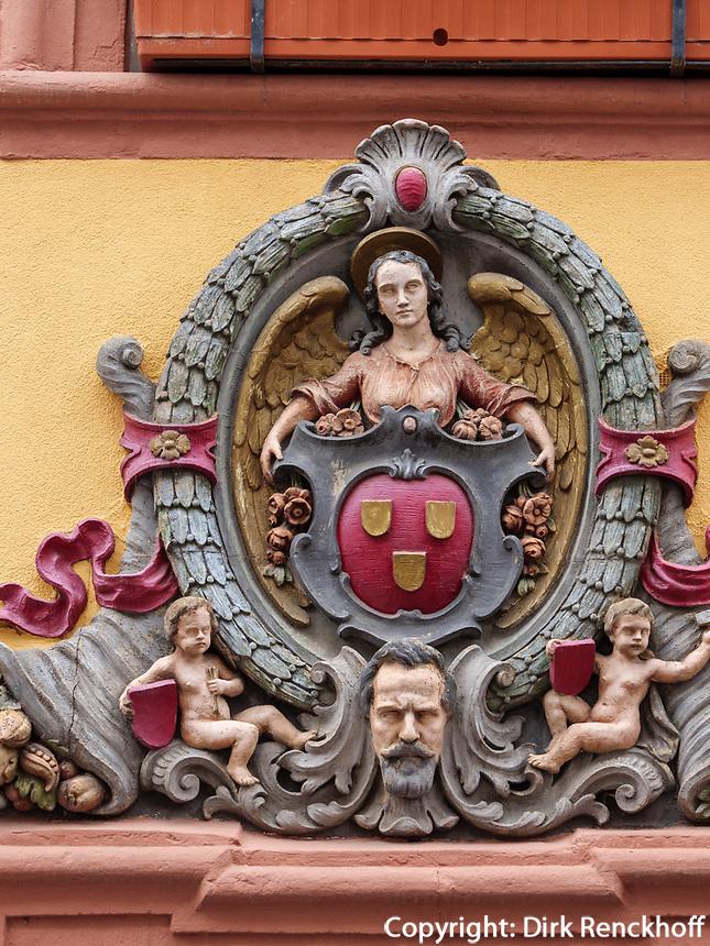 Restaurant Goldener Hecht, Heidelberg, Baden-Württemberg, Deutschland, Europa<br /> Restaurant Goldener Hecht, Heidelberg, Baden-Wuerttemberg, Germany, Europe