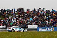 Round 6 of the 2021 British Touring Car Championship. #16 Aiden Moffat. Laser Tools Racing. Infiniti Q50.
