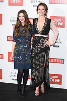 "Philippa Coulthard and Hayley Atwell<br /> at the ""Howard's End"" screening held at the BFI NFT South Bank, London<br /> <br /> <br /> ©Ash Knotek  D3343  01/11/2017"