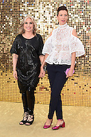"""Brix Smith Start<br /> arrives for the World Premiere of """"Absolutely Fabulous: The Movie"""" at the Odeon Leicester Square, London.<br /> <br /> <br /> ©Ash Knotek  D3137  29/06/2016"""