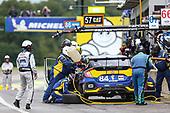 #84 Atlanta Speedwerks Honda Civic TCR, TCR: Todd Lamb, Brian Henderson, Pit Stop