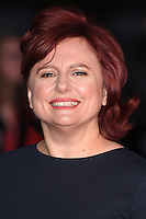 """Clare Stewart<br /> at the London Film Festival premiere for """"A United Kingdom"""" at the Odeon Leicester Square, London.<br /> <br /> <br /> ©Ash Knotek  D3160  05/10/2016"""