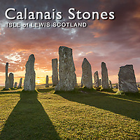 Calanais Neolithic Standing Stones Lewis - Pictures & Images -