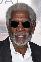 """WESTWOOD, LOS ANGELES, CA, USA - APRIL 10: Morgan Freeman at the Los Angeles Premiere Of Warner Bros. Pictures And Alcon Entertainment's """"Transcendence"""" held at Regency Village Theatre on April 10, 2014 in Westwood, Los Angeles, California, United States. (Photo by Xavier Collin/Celebrity Monitor)"""