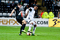 Thursday  03 October  2013  Pictured:<br /> Re:UEFA Europa League, Swansea City FC vs FC St.Gallen,  at the Liberty Staduim Swansea