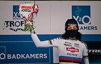 cx world champion Ceylin del Carmen Alvarado (NED/Alpecin-Fenix) wins the Women's race at the X2O Herentals Cross 2020 (BEL)<br /> <br /> ©kramon