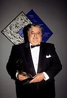 FILE - Real Giguere au Gala des GEMEAUX CIRCA 1990 (Date exacte inconnue)<br /> <br /> Photo : Agence Quebec Presse