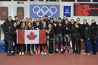 SPEEDSKATING: 16-02-2020, Utah Olympic Oval, ISU World Single Distances Speed Skating Championship, Team Canada, ©photo Martin de Jong