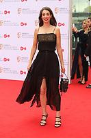 Laura Jackson<br />  arriving at the Bafta Tv awards 2017. Royal Festival Hall,London  <br /> ©Ash Knotek