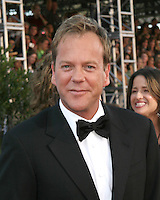 Kiefer Sutherland.Emmy Awards 2007 - Arrivals.Shrine Auditorium.Los Angeles,  CA.September 16, 2007.©2007 Kathy Hutchins / Hutchins Photo...               .