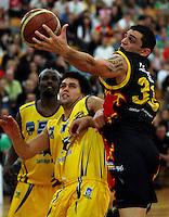 080417 National Basketball League - Pistons v Nuggets