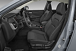 Front seat view of 2022 Nissan Qashqai N-Connecta 5 Door SUV Front Seat  car photos