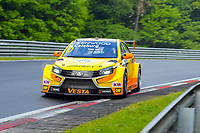 Race of Germany Nürburgring Nordschleife 2016 Free training 2 WTCC 2016 #10 TC1 LADA Sport Rosneft. LADA Vesta WTCC Nicky Catsburg (NLD) © 2016 Musson/PSP. All Rights Reserved.