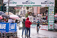 Gorka Izagirre (ESP/Astana) wins Grande Trittico Lombardo 2020 (1.Pro/ITA) that's was raced in torrential rains<br /> <br /> 1 day race from Legnano to Varese (200km)