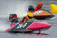 24-F and 412-J  (Outboard Runabout)