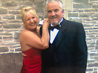 "Pictured: Tony Price with late wife Diane Price, 57<br /> Re: A husband has told of his heartbreak after his wife was killed by a motorist sending cheeky monkey emojis at the wheel.<br /> Grandmother Diane Price, 57, died when the young woman driver was distracted by a message flashing up on Facebook.<br /> Her husband Tony, 76, is calling for tougher penalties on drivers using hand-held mobiles.<br /> He said: ""If a message comes through - they look at it.<br /> ""That's what killed my wonderful wife - but she wasn't the first and she won't be the last.""<br /> Gemma Evans, 23, was jailed for six months for causing Diane's death death by careless driving.<br /> A court heard she sent and received messages with cheeky monkey, love heart and thumbs up emojis while driving to work."