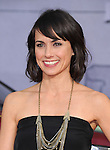 Constance Zimmer  attends Disney's Muppets Most Wanted World Premiere held at The El Capitan Theatre in Hollywood, California on March 11,2014                                                                               © 2014 Hollywood Press Agency