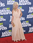 Alyson Michalka at 2011 MTV Movie Awards held at Gibson Ampitheatre in Universal City, California on June 05,2011                                                                               © 2011 Hollywood Press Agency