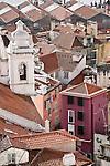 Stadteil Alfama, Lissabon, Portugal
