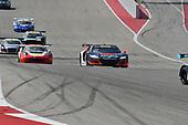 Pirelli World Challenge<br /> Grand Prix of Texas<br /> Circuit of The Americas, Austin, TX USA<br /> Saturday 2 September 2017<br /> Peter Kox/ Mark Wilkins<br /> World Copyright: Richard Dole/LAT Images<br /> ref: Digital Image RD_COTA_PWC_17231