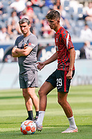 Jesper Lindström (Eintracht Frankfurt) - Frankfurt 21.08.2021: Eintracht Frankfurt vs. FC Augsburg, Deutsche Bank Park, 2. Spieltag Bundesliga