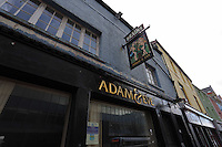 WORDS BY KARL WEST<br />Pictured: The Adam and Eve pub which recently closed down Friday 30 September 2016<br />Re: The regeneration of the High Street in Swansea, Wales, UK