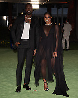 25 September 2021 - Los Angeles, California - (L-R) Dwyane Wade and Gabrielle Union. Academy Museum of Motion Pictures Opening Gala held at the Academy Museum of Motion Pictures on Wishire Boulevard. Photo Credit: Billy Bennight/AdMedia