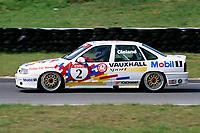 1992 British Touring Car Championship.. #2 John Cleland (GBR). Vauxhall Sport. Vauxhall Cavalier GSi.