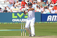 Tim Bresnan in batting action for England - Essex CCC vs England - LV Challenge Match at the Essex County Ground, Chelmsford - 30/06/13 - MANDATORY CREDIT: Gavin Ellis/TGSPHOTO - Self billing applies where appropriate - 0845 094 6026 - contact@tgsphoto.co.uk - NO UNPAID USE