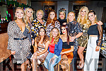 The staff of Peter Marks celebrating their Christmas party in the Fiddler on Saturday night.<br /> Seated l to r: Michelle O'Shea, Carmel O'Mara and Erica Moran.<br /> Back l to r: Angel Hussey, Kelly Murnane, Sabrina O'Regan, Eileen Hollywood, Elaine Casey, Fiona O'Shea, Rose Dennehy and Diana Fealy.