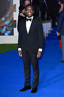 """Kobna Holdbrook-Smith<br /> arriving for the """"Mary Poppins Returns"""" premiere at the Royal Albert Hall, London<br /> <br /> ©Ash Knotek  D3467  12/12/2018"""