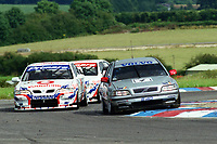 1998 British Touring Car Championship. #4 Rickard Rydell (SWE). Volvo S40 Racing. Volvo S40.