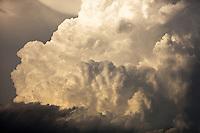 Cumulonimbus Clouds in Kansas