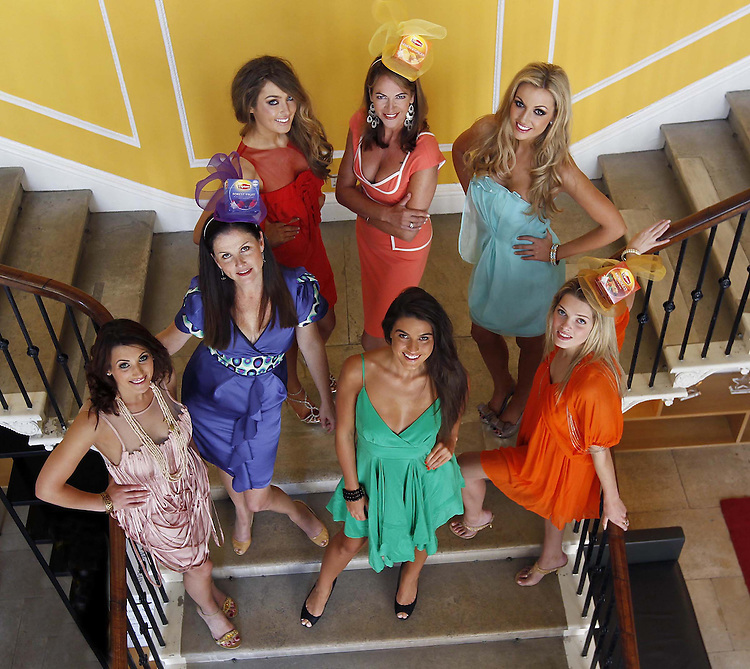 No fee for repro..(l-r)  Lynda Duffy, Anne Marie Gannon, Roz Purcell, Adrienne Rock, Lynn Kelly, Rosanna Davison and Laura Patterson joined forces to announce details of Lipton Fruit & Herbal tea's 'Drink Gorgeous, Look Gorgeous' competition to coincide with Lipton's style task on hit programme, Stylewars. Pic Robbie Reynolds..To celebrate the partnership of style and taste on TV3's hottest fashion show, Lipton is running a gorgeous competition to find 7 lucky ladies who will each win a Fran & Jane shopping spree to create their own Lipton inspired look. The competition starts today and will run for the next 7 weeks on Lipton Ireland's Facebook page: www.Facebook.com/Lipton.Ireland  .For further information please contact: .Cliodhna Lamont or Julie Blakeney, WHPR.Cliodhna.Lamont@Ogilvy.com or Julie.Blakeney@Ogilvy.com.Tel: 01 6690030 or 087 9250874 (Cliodhna)