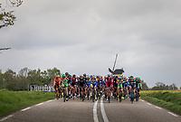 peloton in Holland<br /> <br /> 52nd Amstel Gold Race (1.UWT)<br /> 1 Day Race: Maastricht › Berg en Terblijt (264km)
